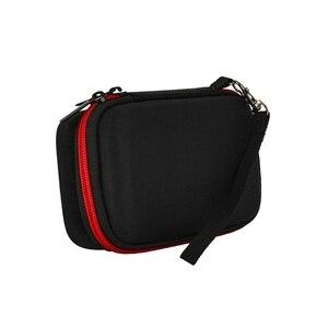 Image 3 - المحمولة الصلب إيفا السفر في الهواء الطلق حقيبة التخزين صندوق حمل ل JBL GO3 الذهاب 3 علبة سماعات اكسسوارات