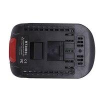 MT20BSL Li Ion Batterie Converter Adapter für Makita 18V BL1830 BL1860 BL1850 BL1840 BL1820 Verwendet  Um für Bosch 18V werkzeug auf