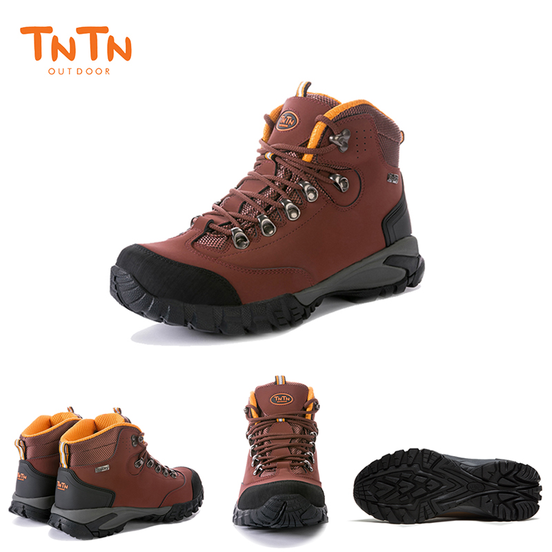 Men/'s Hiking Shoes Suede Leather Breathable Sneakers Hiking Trekking Walking Boots