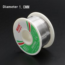 цена на Rosin Roll Tin Rosin Core Flux Solder Soldering For Welder Iron Wire Reel for Electrical Electronics