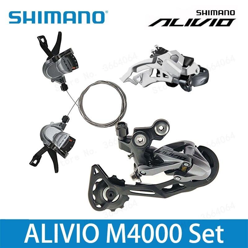 NEW Alivio RD-M4000 9 Speed Mountain Bike Rear Derailleur //T4000 Rear Derailleur