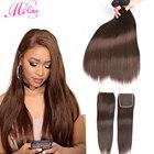 Straight Human Hair ...