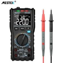 MESTEK Analog Digital Multimeter True RMS NCV Automatic multimeter Res