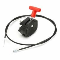 Mit Kabel Zubehör Griff Tragbare Ersatz Werkzeug Hebel Control Universal Teile Rasenmäher Gas Schalter Für Mayitr|Stangensägen|Werkzeug -
