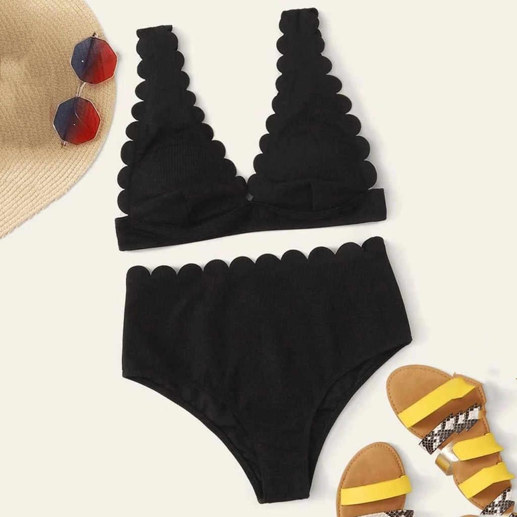 Merk Badmode Vrouwen Wave Badpak Sexy Push Up Micro Bikini Set Zwemmen Badpak Beachwear Zomer Braziliaanse Bikini 2020