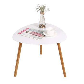 Small Table Mini Bedroom Sofa Side        Corner Coffee