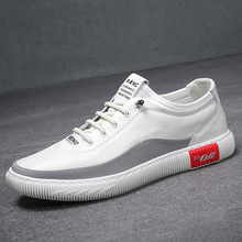 One-legged Mens Shoes Summer Breathable 2019 New Small White Wild Trend Casual
