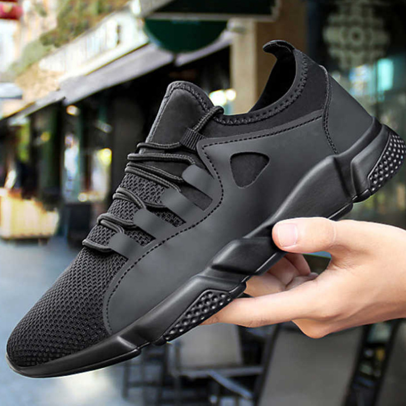 Breathable Men's Shoes Casual Fashion Sports Student Running Shoes Men Shoes Off White Shoes Designer Sneakers Zapatos De Hombre