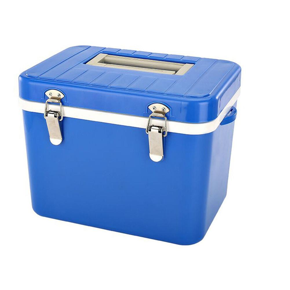 Cooler-Box 8L Refrigerated-Incubator Car-Insulation-Box Ice-Bucket-Cold-Box Outdoor Home