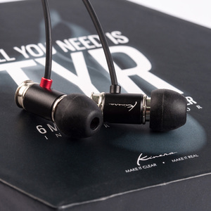 Image 5 - KINERA TYR דינמי נהג באוזן אוזניות HIFI Earplug עם מיקרופון