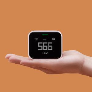 Image 5 - Qingping كاشف الهواء Lite Retina ، شاشة تعمل باللمس IPS ، Mi Home ، CO2 ، PM2.5 ، PM10 ، جهاز مراقبة الهواء ، متوافق مع Apple HomeKit