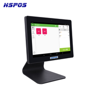 Newest OEM 12inch POS Tablet POS Cash Register System with CPU RK3188 Android For Retail Restaurant