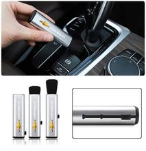 Auto Reinigung Pinsel Auto Versenkbare Klimaanlage Outlet Weichen Bürste Für Chevrolet Cruze Captiva Trax Malibu Tahoe Equinox