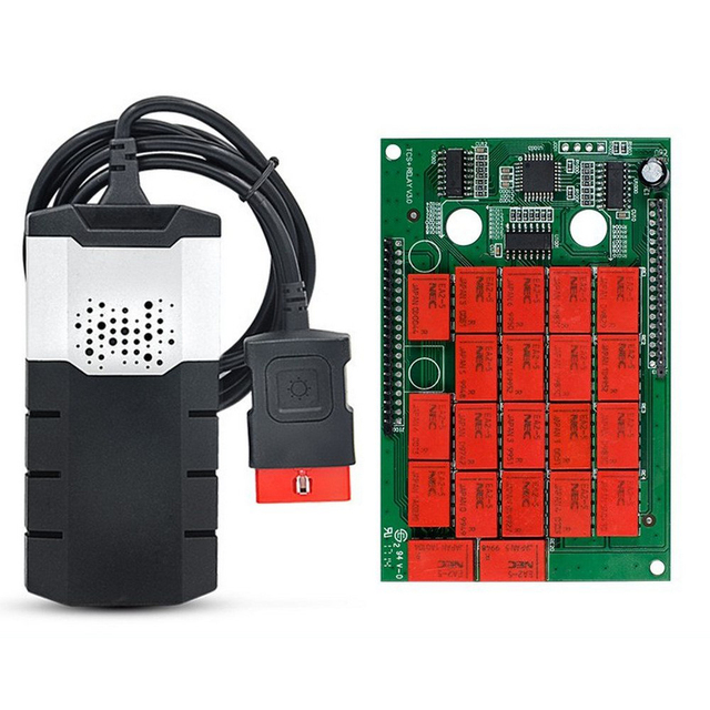 Car scanner more than 4000 vehicle models truck diagnostic tool SLR all systems draw and save real-time data