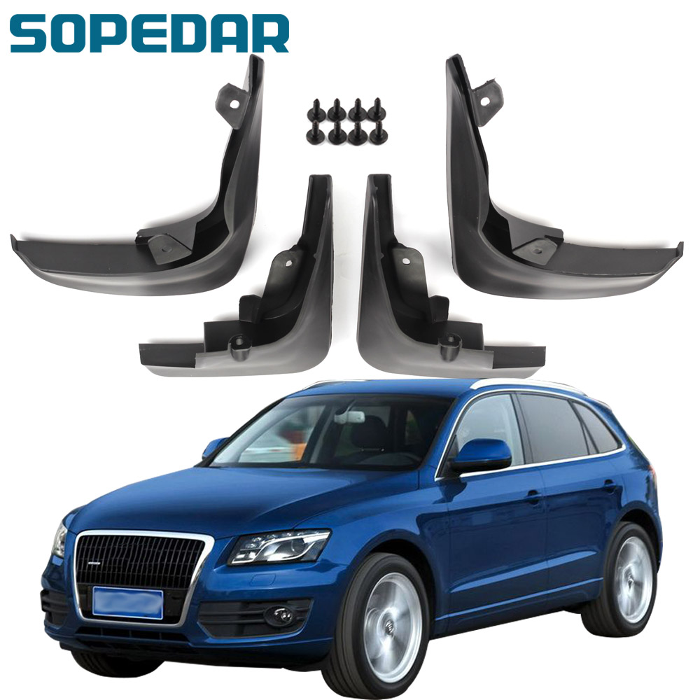 FOR AUDI A3 2003-2012 FRONT WHEEL ARCH SPLASH GUARD COVER PAIR SET LEFT/&RIGHT
