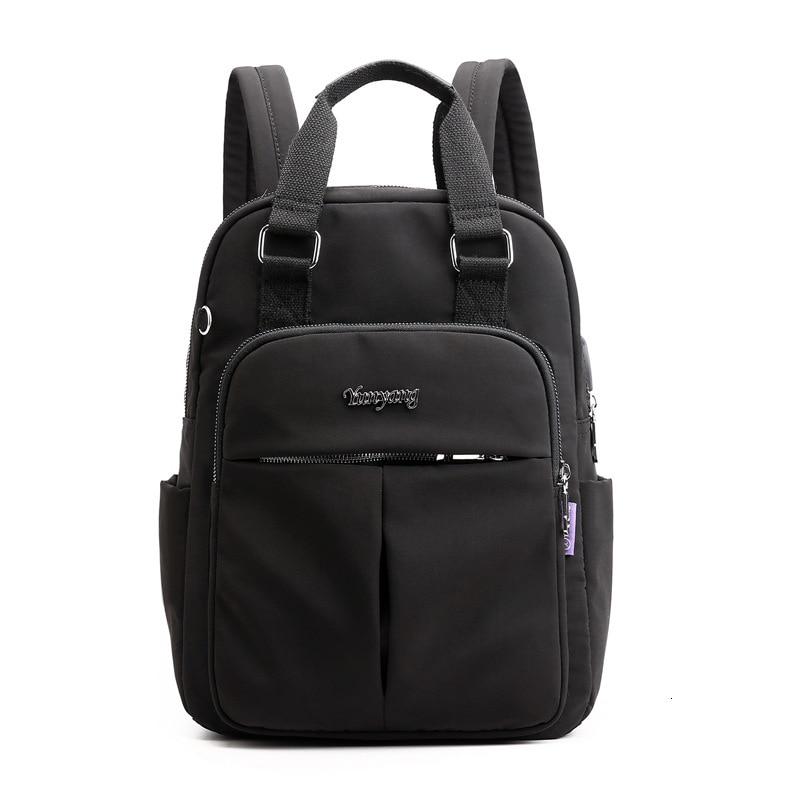 Girls Laptop Backpacks Pink Men USB Charging Bagpack Women Travel Backpack School bags Bag For boys Teenage mochila escolar 2019