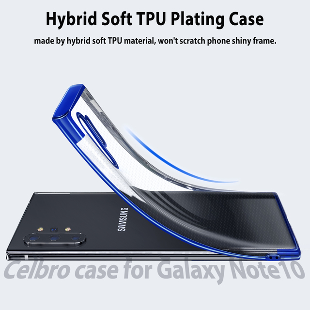Galaxy Note10 Plus Cover Case