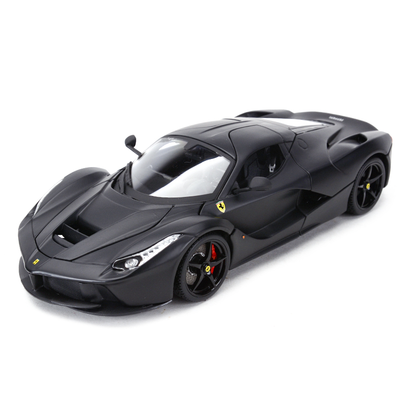 Bburago 1:18 Laferrari Refined Version Sports Car Static Simulation Diecast Alloy Model Car