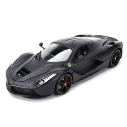 Bburago 1:18 Laferrari Refined Version Sports Car Static Simulation Diecast Alloy Model Car