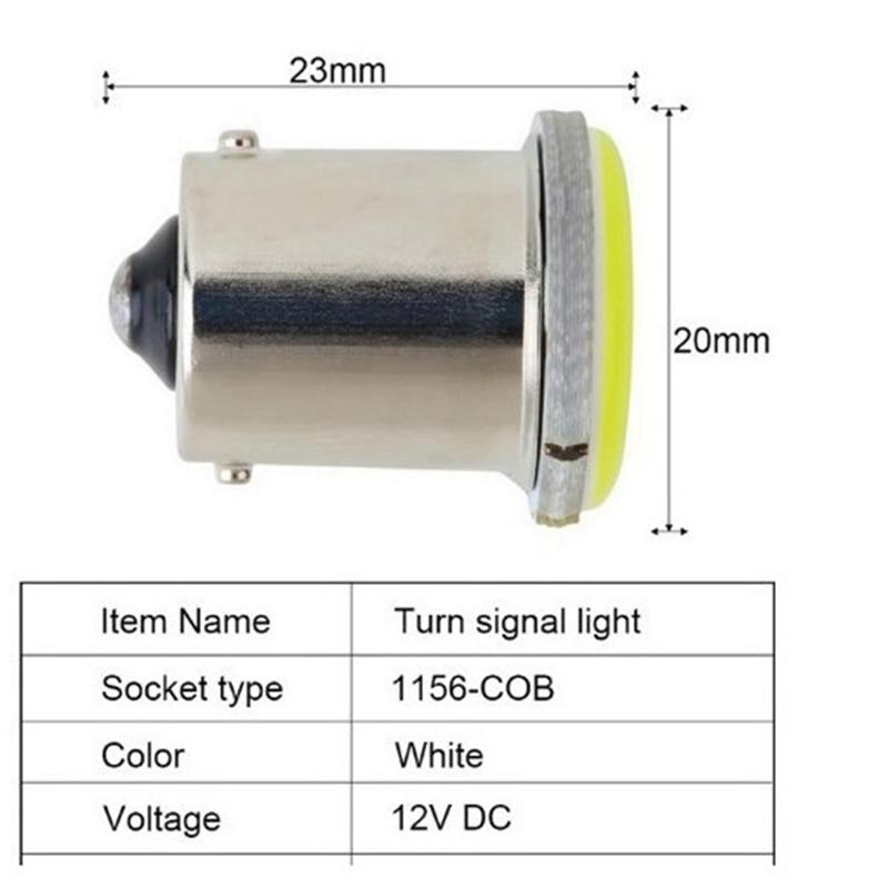 Купить 10 шт автомобильный сигнал поворота светильник хвост парковки