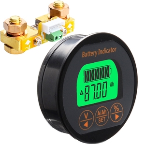 Battery Capacity Tester Coulom