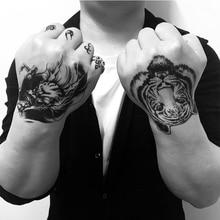 Водостойкая временная татуировка наклейка цветок Роза временная татуировка флэш-тату рука ноги назад татуировка тело искусство для девушек женщин мужчин