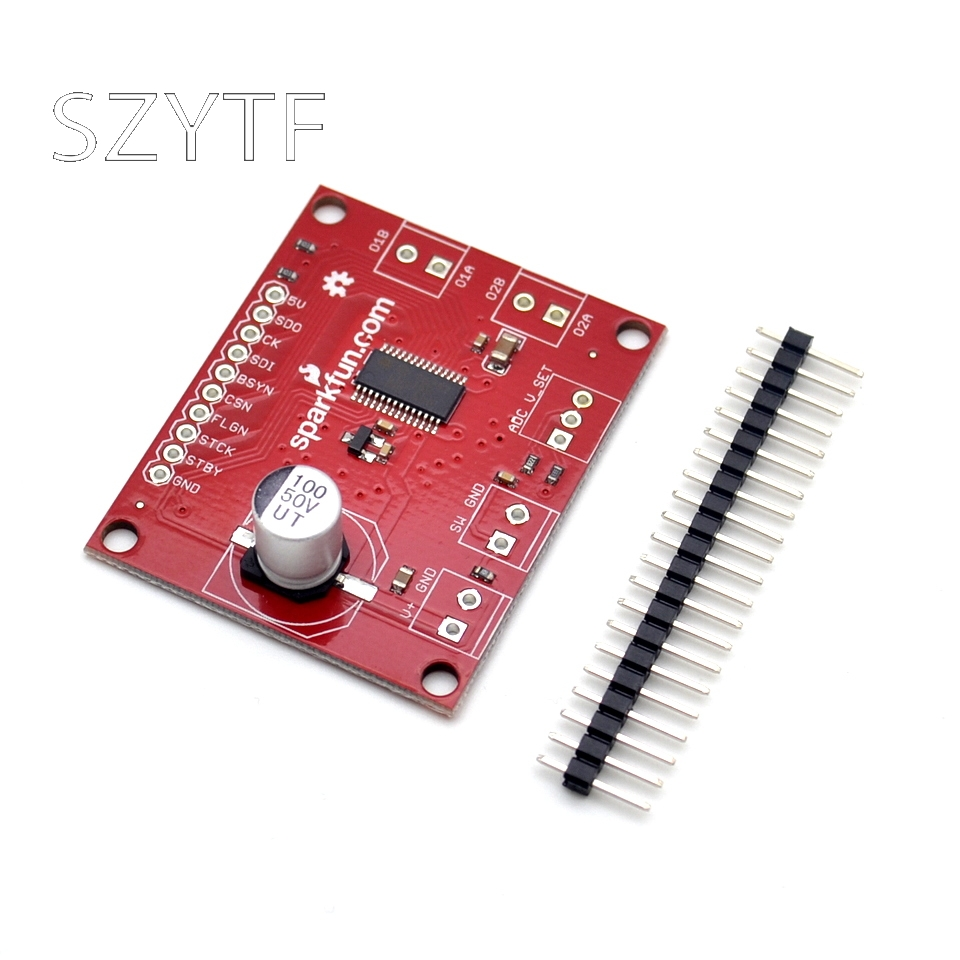 1PCS NEW L6470 Stepper Driver Breakout 3A 8-45V stepper motor driver