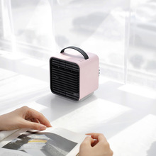 Summer new mini negative ion air conditioning fan