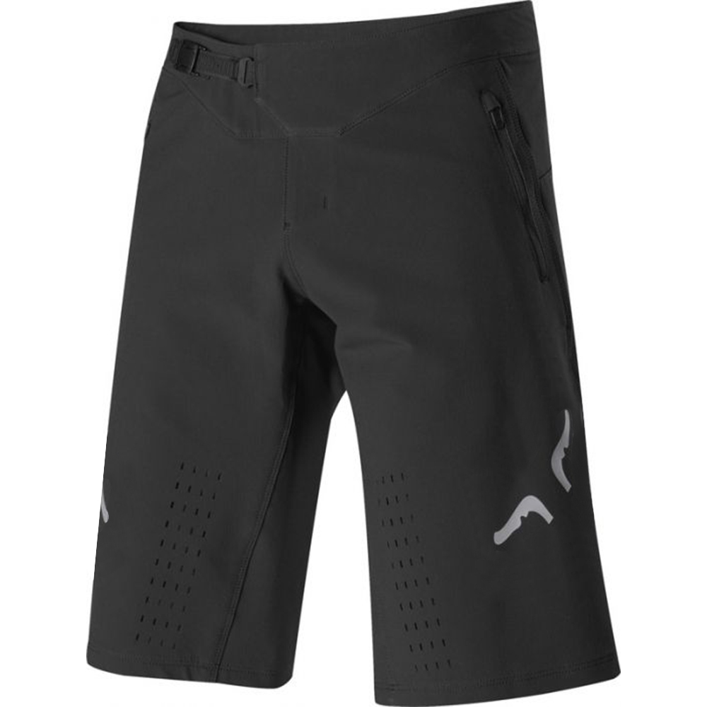 Delicate Fox Motorcycle Short MX Defender Shorts ENDURO Racing Automotive Black Short