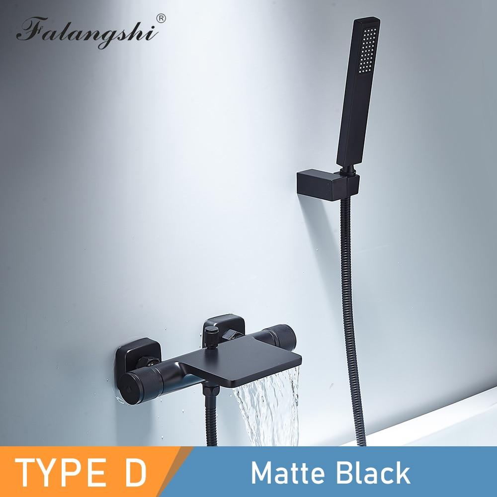 Shower Black
