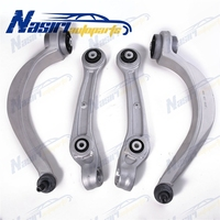 4pcs Set of Front Lower Control Arm Kit For Audi A8 S8 2008 2009 2010 2011 2012 2013 2014 2015