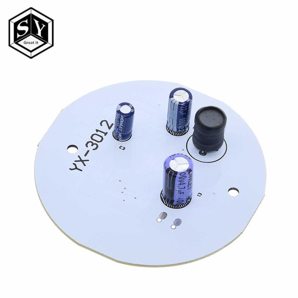 Отлично подходит для микроволновой печи радар сенсор модуль AC 220 В 12 Вт белый светодиодный светильник интеллектуальное управление для коридора прохода