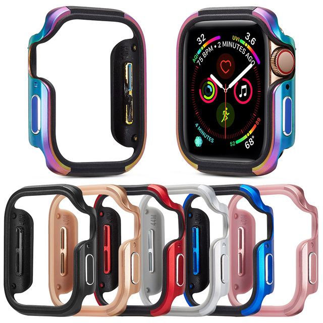 Luxury Metal Case for Apple Watch 1