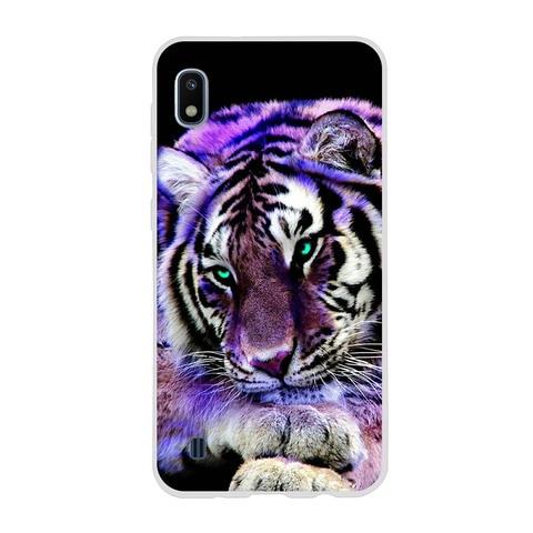 For Samsung Galaxy A10 A20 A30 A40 A50 A70 Phone Cover Animal Cartoon Soft Silicone TPU Cases Back Phone Covers Coque Fundas Karachi