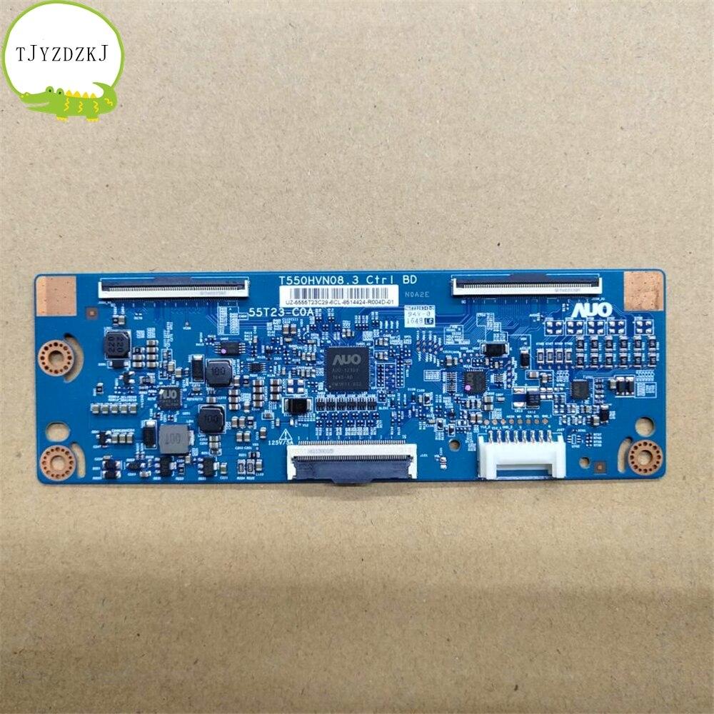 New And Original T-CON For Samsung 55 Inch TV 55T23-C0A T550HVN08.3 55T23-COA UE55K5100AK UE55K5500AK UE55K5510AKXXU