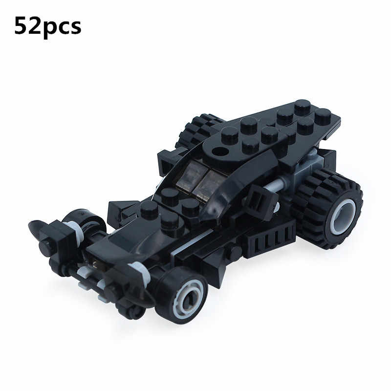 Legoing Star Plan Space Wars Set Team Toys For Kids Space Vehicle A Bricks Education Toy 52PCS Compatible Legoings City Car Kits