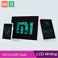 Xiaomi Mijia LCD Writing Tablet Electronic Handwriting Pad Message Graphics Board 10/13.5/20 Inch Drawing for Kids Home Office