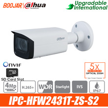 Motorized Lens IPC-HFW2431T-ZS Bullet-Network-Camera Ip-Cameras Optical-Zoom International