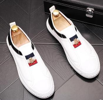 New fashion loafers summer Korean board shoes new small white shoes joker casual shoes loafers