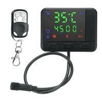 Car LCD Monitor Switch For Air Diesel Parking Heater Accessories Portable