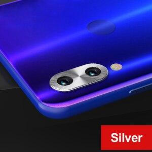 Image 5 - Защита для объектива камеры Redmi Note 7, алюминиевый чехол с покрытием кольца для Xiaomi Redmi Note 8 Pro Note 8T, защита кольца
