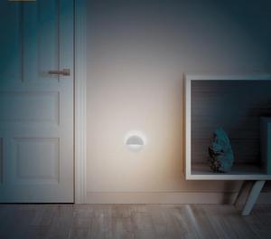 Image 5 - Youpin Philips Bluetooth LED gece ışığı indüksiyon koridor gece lambası kızılötesi uzaktan kumanda vücut sensörü Mi ev APP için