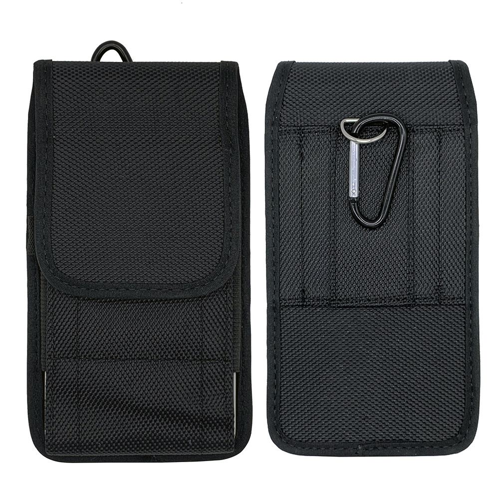 Case For HOMTOM HT16 S12 S16 S99 S9 Plus Zoji Z11 Z33 Phone Holster Belt Bag Hook Hoop Pouch Waist Bag Cases image
