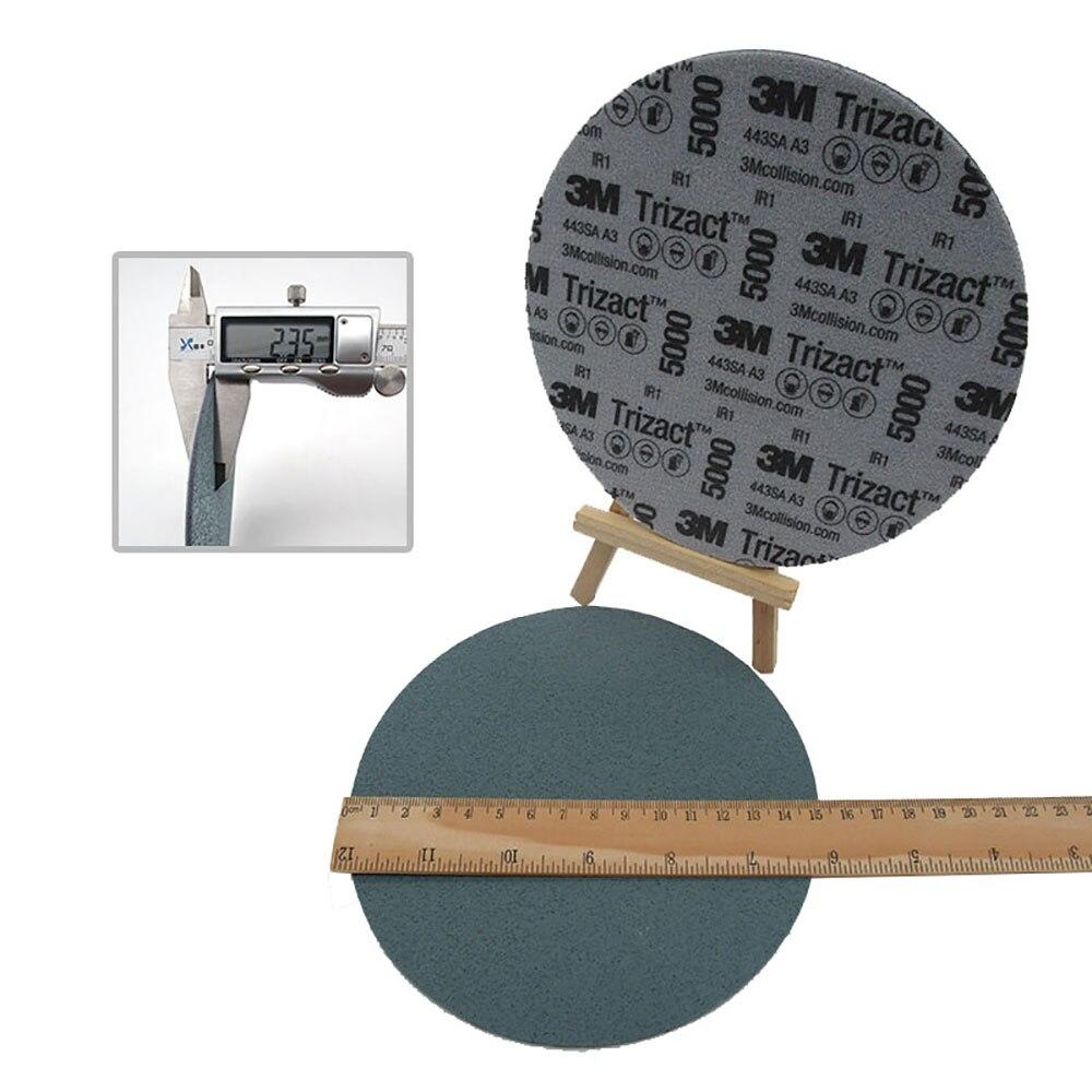 5x3m Trizact tissus Schleifband abrasifs 237aa 30x533 mm Korn librement au choix