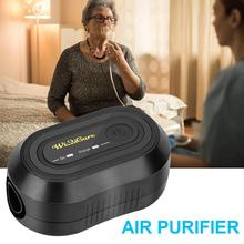 2200mAh CPAP Sanitizer Ozone Generator Ventilation Disinfector Sterilizer Air Purifier Air Disinfection Vegetable CPAP Cleaner цены онлайн