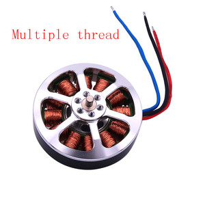 Image 3 - Brushless Motor 5008 KV335 KV400 CW CCW RC Aircraft Plane Multi copter Accessories Brushless Outrunner Motor 4pcs