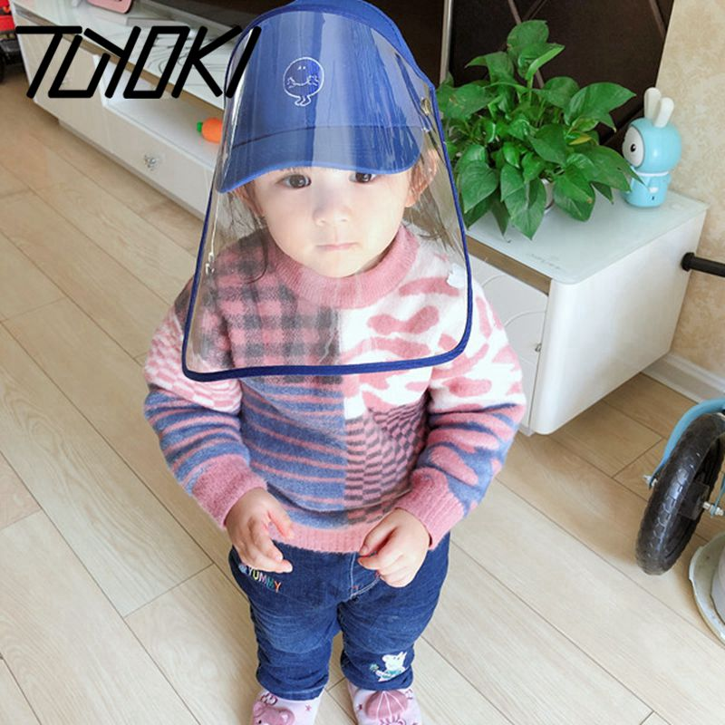 Tuyoki  Kids Children Protection Hats With Full Face Eyes  Cover Cap For Adults Children NEW Bucket Hat