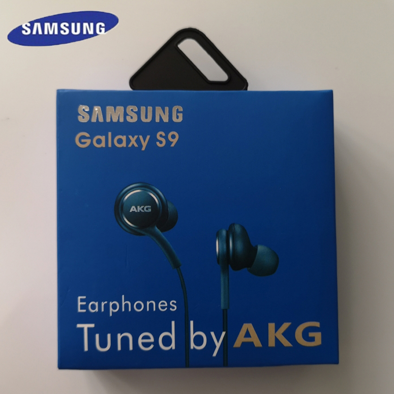 SAMSUNG AKG EO-IG955 Earphones 3.5mm In-ear With Microphone Wire Headset For Samsung Galaxy S8 S9 S10 Huawei Xiaomi Smartphone