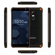 2020 poptel p10 разблокирован смартфон повышенной прочности