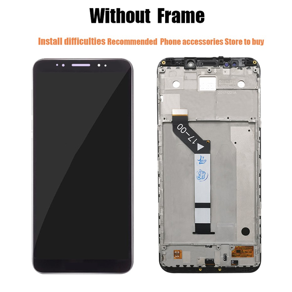 AAAA Original LCD For Xiaomi Redmi 5 Plus Screen Display Digitizer Assembly Replacement LCD Display For Redmi 5 Plus Screen (3)